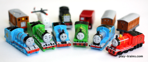 thomas the train characters
