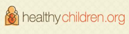 healthy children screen shot 2